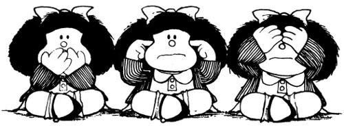 Com suas frases célebres, Mafalda mostrou sua visão irônica e anticonformista sobre a vida
