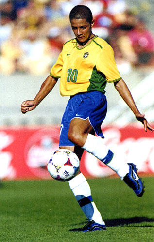 Jogadora da Seleção Brasileira