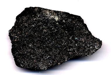 O gabro é um exemplo de rocha ígnea intrusiva