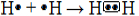 Ligação covalente de formação do gás hidrogênio