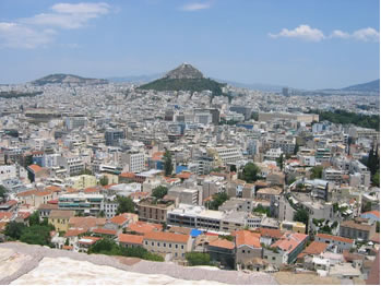 Atenas, capital da Grécia