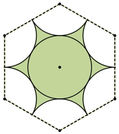 Hexágono exemplo 3