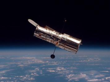 Telescópio espacila Hubble