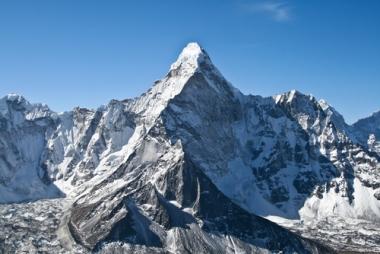 Cordilheira do Himalaia – conjunto de cadeias montanhosas onde se encontram as maiores altitudes do mundo