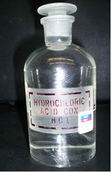 Candeggina e acido muriatico - Chimica-online