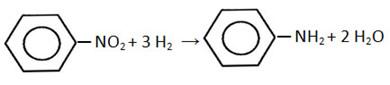 Obtenção de aminas aromáticas