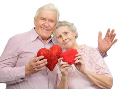 O amor pode permanecer até o fim da vida