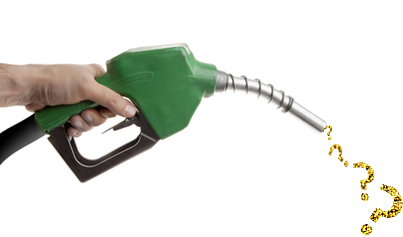 Gasolina adulterada? Fique de olho!