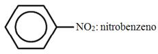 Nomenclatura do nitrobenzeno