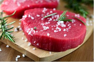 Osmose em carne salgada garante sua conservação por mais tempo