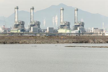 Indústria na Coreia do Sul — um país emergente