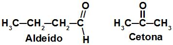 Fórmulas estruturais de isômeros de função