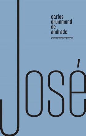 Capa do livro José, publicação pela Editora Companhia Das Letras