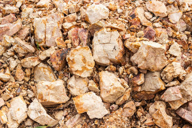 A laterita pode ser útil na construção civil