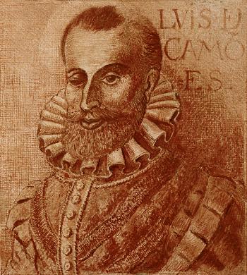 A obra épica Os lusíadas, de Luís de Camões, é considerada a principal expressão do Renascimento português