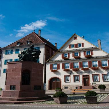 Memorial Johannes Kepler – Stuttgart, Alemanha