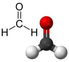 Fórmula do metanal