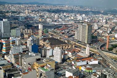 São Paulo é também um exemplo de metrópole global