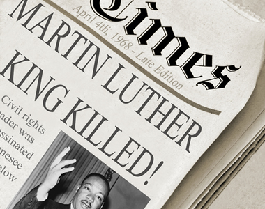 Martin Luther King E A Luta Pela Igualdade Martin Luther King
