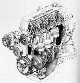 Motor de combustão