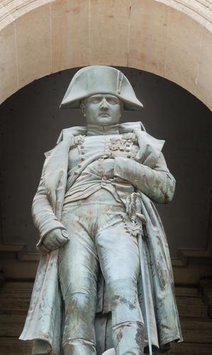 Com Napoleão Bonaparte nasceu o exército nacional francês, um elemento imprescindível para a composição da ideologia nacionalista