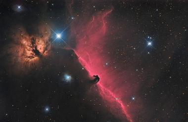 As nebulosas são apenas um dos objetos de estudo da Astrofísica