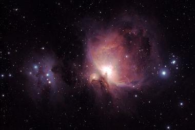 Nebulosa de Órion – 1500 anos-luz da Terra