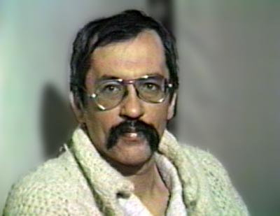 """Paulo Leminski foi um dos principais representantes da poesia haicaísta no Brasil. Imagem do filme """"Ervilha da fantasia"""", de 1985"""