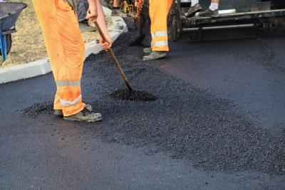 O Basalto é bastante utilizado na fabricação de material para pavimentações