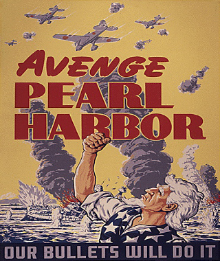 Cartaz sobre Pearl Habor