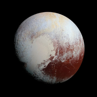 Até 2006, Plutão era considerado um planeta
