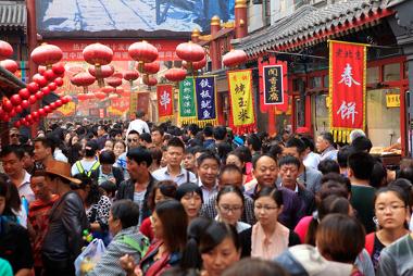 A China é a maior população do mundo, mas deve perder esse posto em breve *