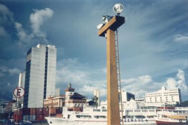 Porto de Manaus, um importante porto fluvial brasileiro