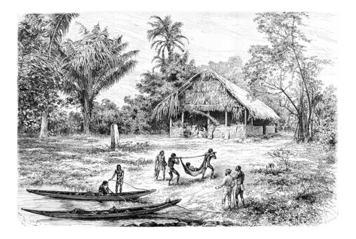 Os povos indígenas habitam o território brasileiro muito antes de sua descoberta.