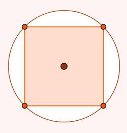 encontre a area dentro de uma petala da rosacea