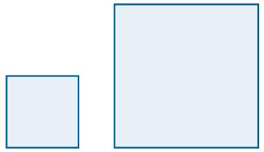 Quadrados semelhantes