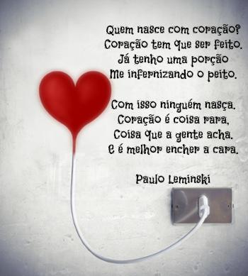 Paulo Leminski foi um dos mais expressivos poetas de sua geração