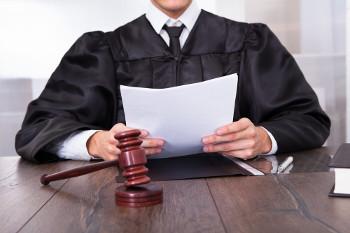 O sistema judicial é um exemplo claro de instituição baseada na racionalidade formal
