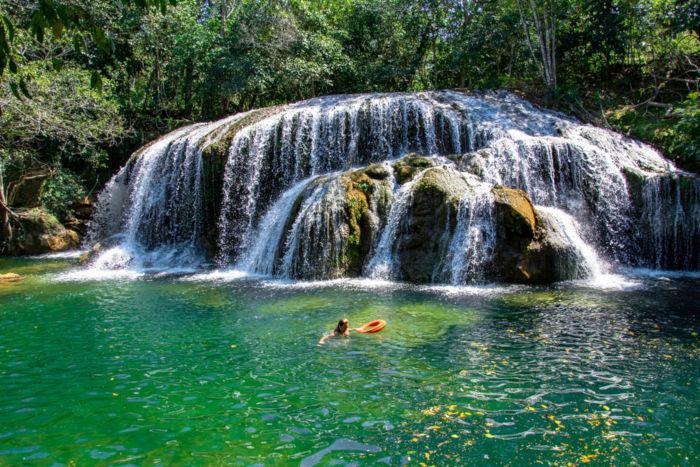 Bonito é um município localizado no estado do Mato Grosso do Sul e atrai milhares de turistas.