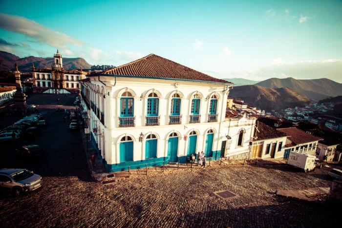 Ouro Preto é um município do estado de Minas Gerais conhecido por sua importância histórica.