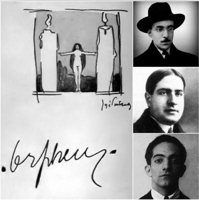Fernando Pessoa, Mário de Sá-Carneiro e Almada Negreiros foram os principais representantes do Orfismo na literatura portuguesa
