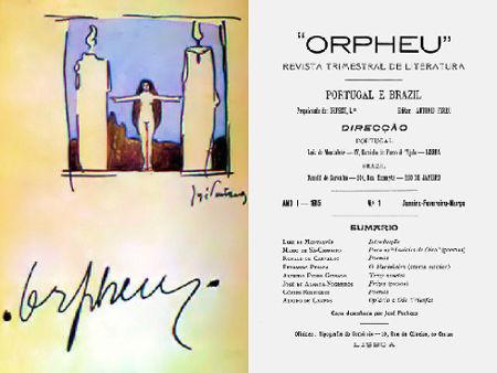 Fundada por Fernando Pessoa e Mário de Sá-Carneiro, a Revista Orpheu foi a primeira publicação literária a divulgar os ideais modernistas