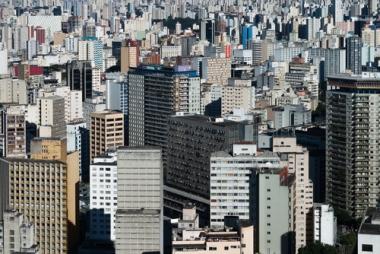 Cidade de São Paulo, a maior do país e a principal da Região Centro-Sul