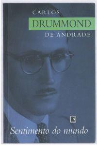 Capa do livro Sentimentos do mundo, publicação pela Editora Record