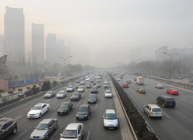 Efeitos do smog no espaço urbano de Pequim, China *