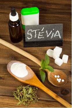 A stévia é um dos adoçantes mais seguros