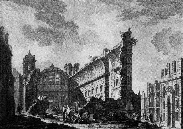 O Marquês de Pombal ficou responsável pela reconstrução de Lisboa após o terremoto que a atingiu em 1755.