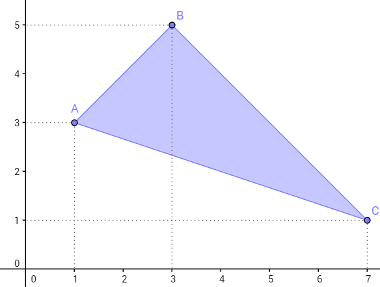 Triângulo retângulo em B