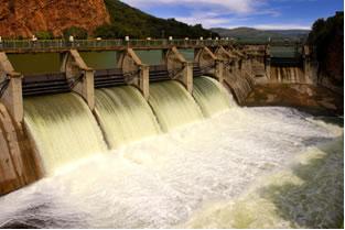 Usina hidráulica: energia gerada pela movimentação das águas