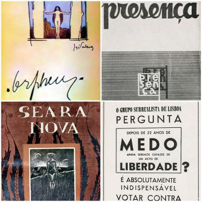 O Modernismo em Portugal compreende os anos de 1915 e 1974. As revistas literárias foram fundamentais para a divulgação das ideias modernistas
